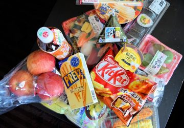 Co si přivézt z Japonska? Jídlo!