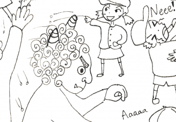 Zaori #8 – Mamemaki ve školce