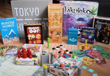 Japonské deskové hry. Do kterých se pustit?